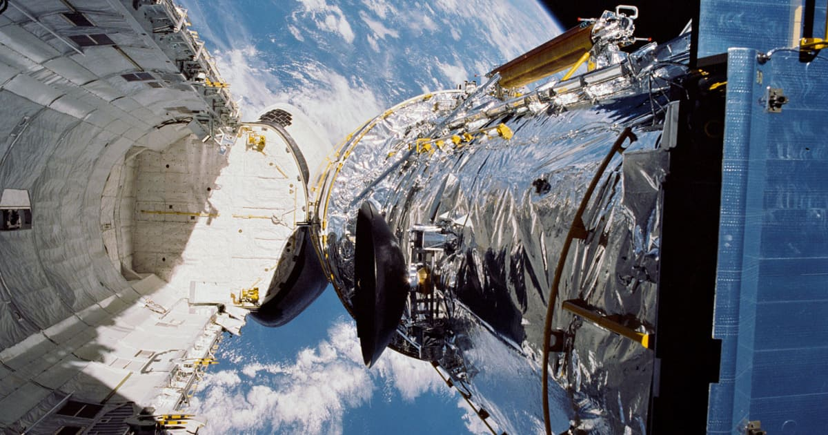 The Hubble Telescope's breathtaking views of space