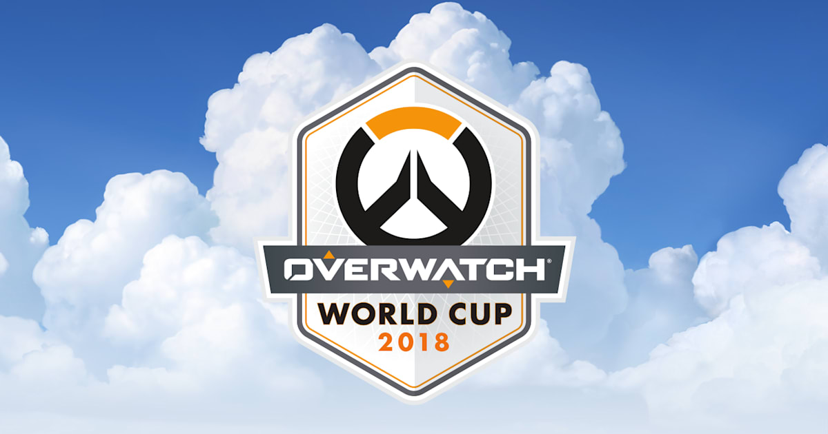 Overwatch World Cup Results