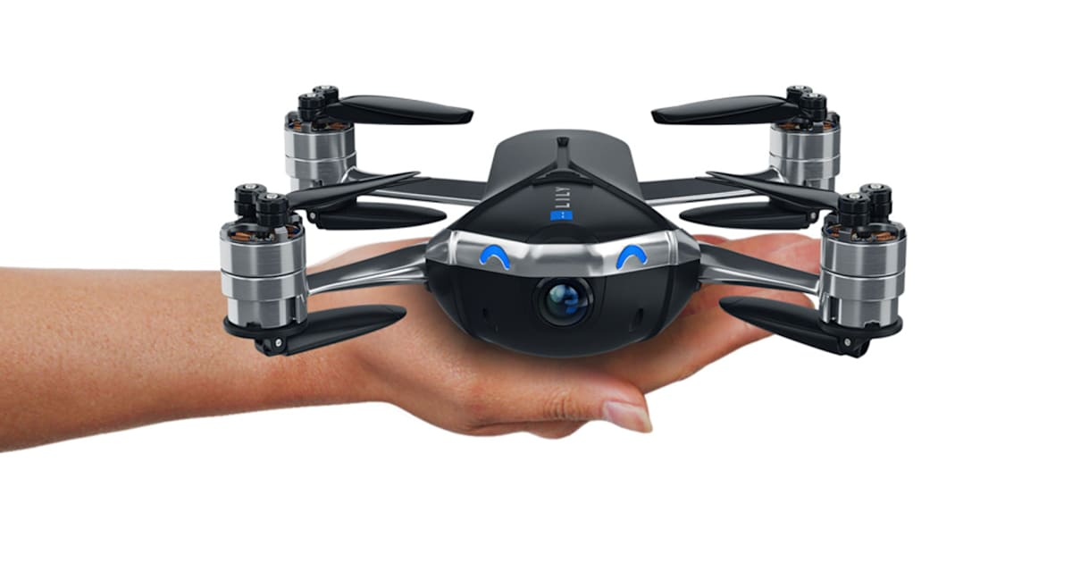 The Reborn Lily Drone Isn't What You were Expecting