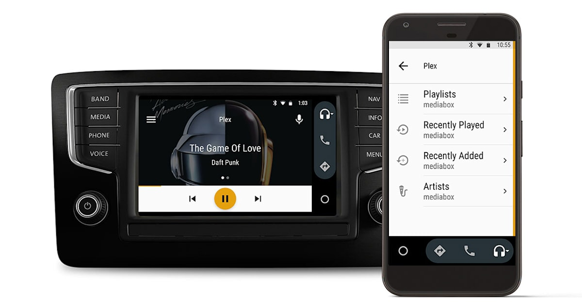 Samsclub Credit Login >> Plex for Android Auto simplifies server-based music streaming
