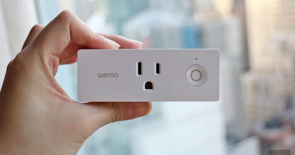 Siri Will Soon Control Belkin S Wemo Smart Switches