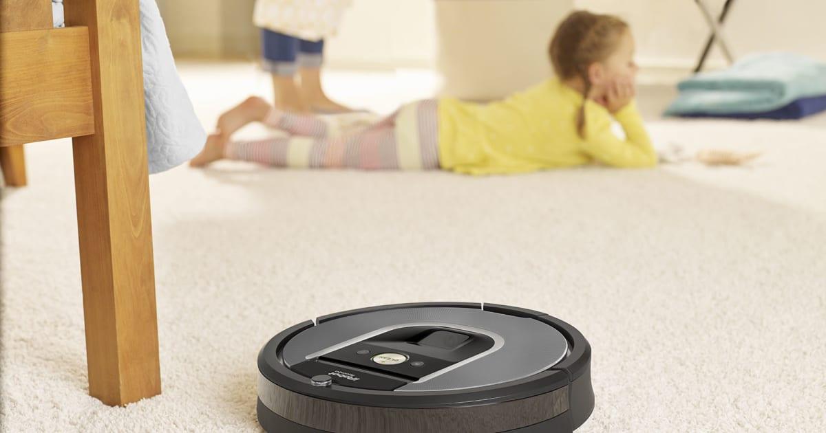 The Roomba 960 Is Irobot S Cheaper App Driven Robot Vacuum