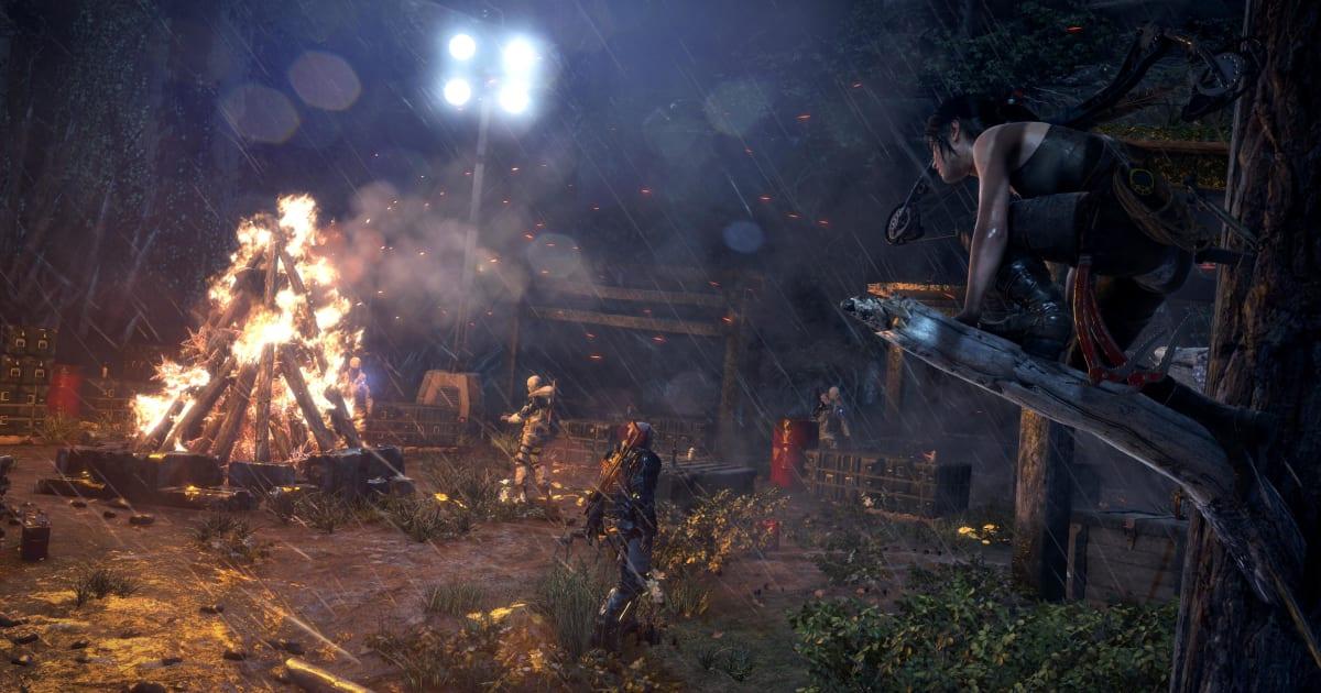 Tomb Raider 2021 Stream Online