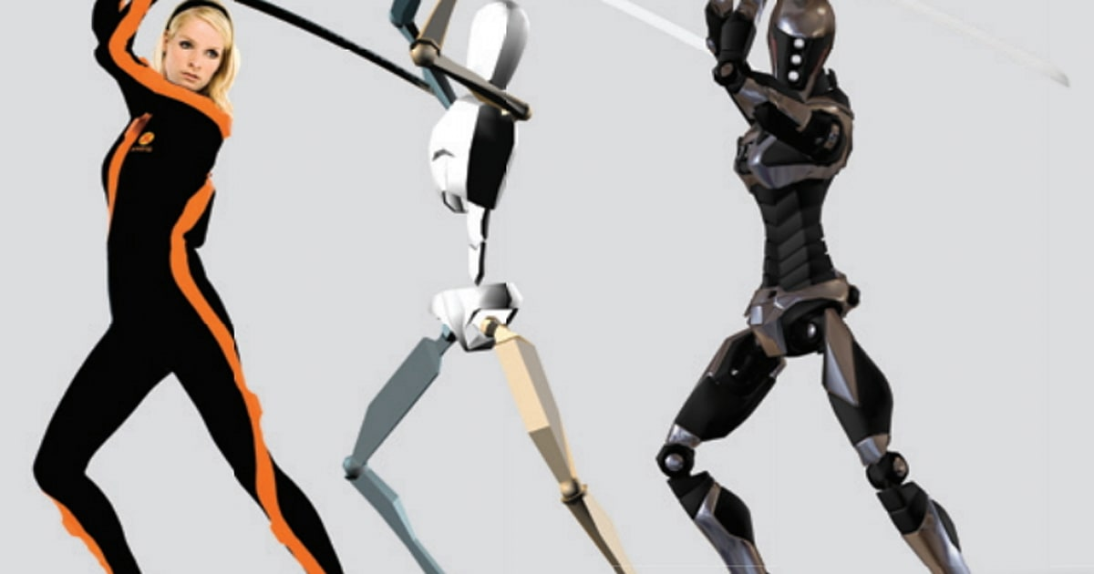 Xsens body suits are getting even better at motion capture