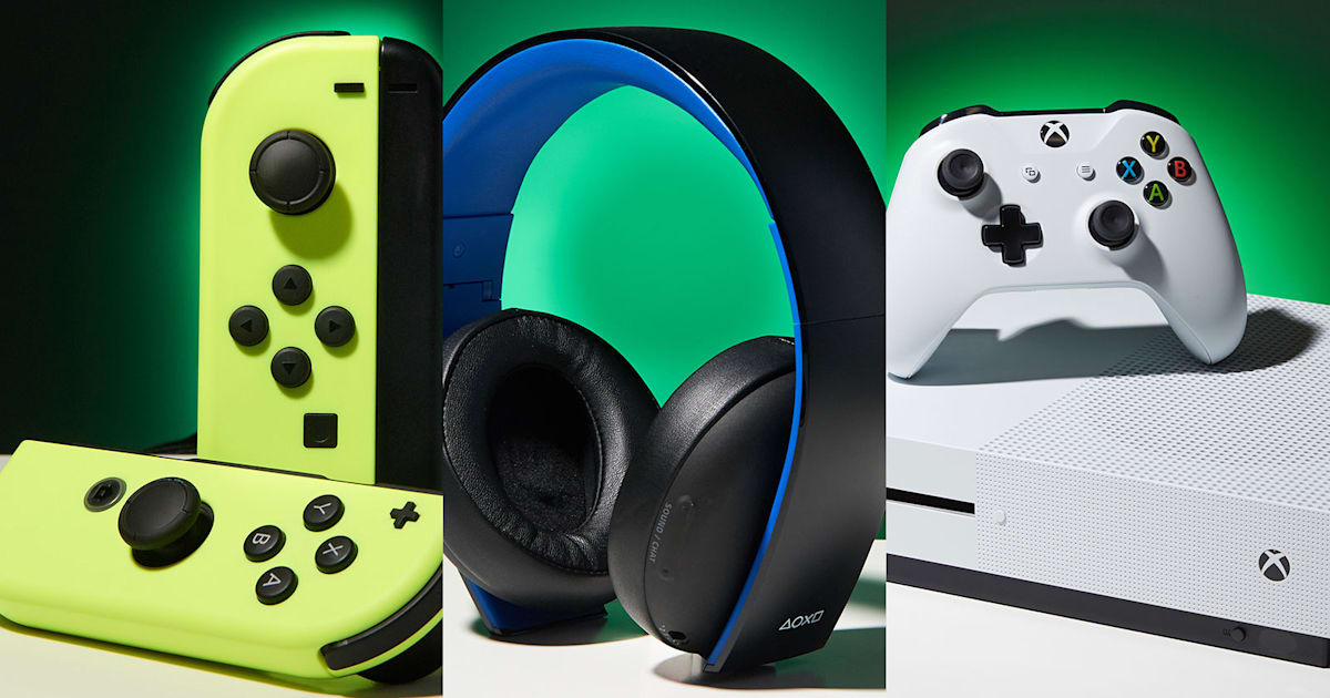 The best gifts for a console gamer