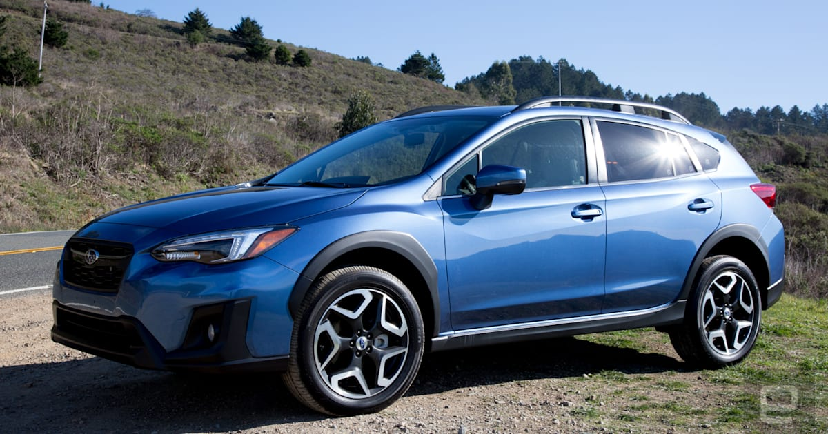 Subarus Crosstrek Is A Small But Value Packed Suv