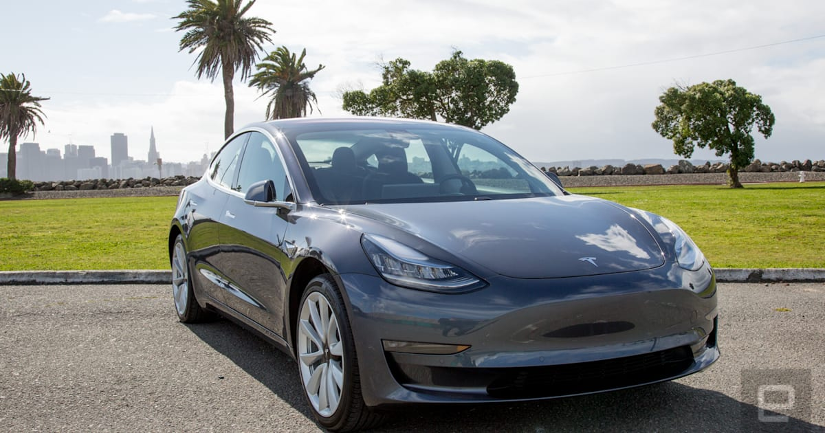 Tesla Package will Enable Track Mode for More Model 3 Buyers