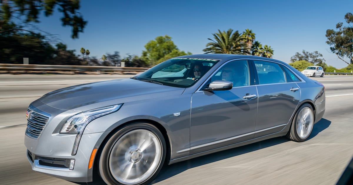 Cadillac's hands-free feature fixes the worst parts about ...