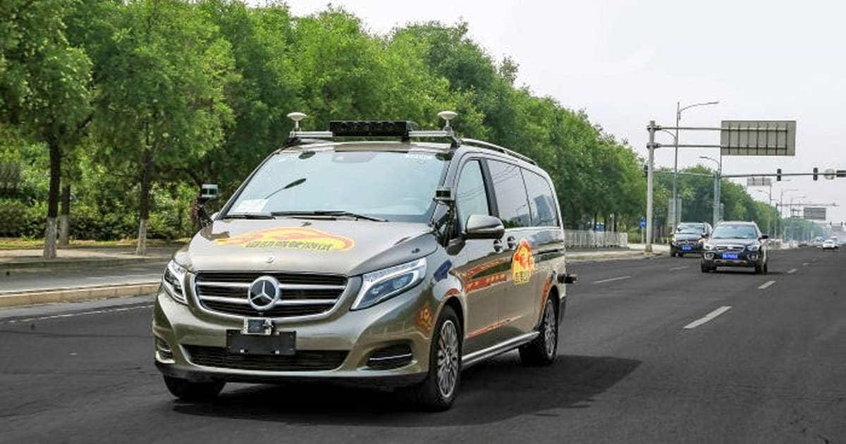 Mercedes Benz Will Test Self Driving Cars On Public Roads