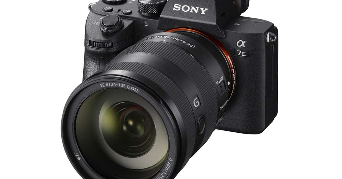 Sony's $2,000 A7 III camera adds 4K video