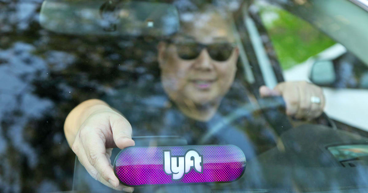 How To Get Lyft Amp >> Lyft will settle California drivers' lawsuit for $27 million