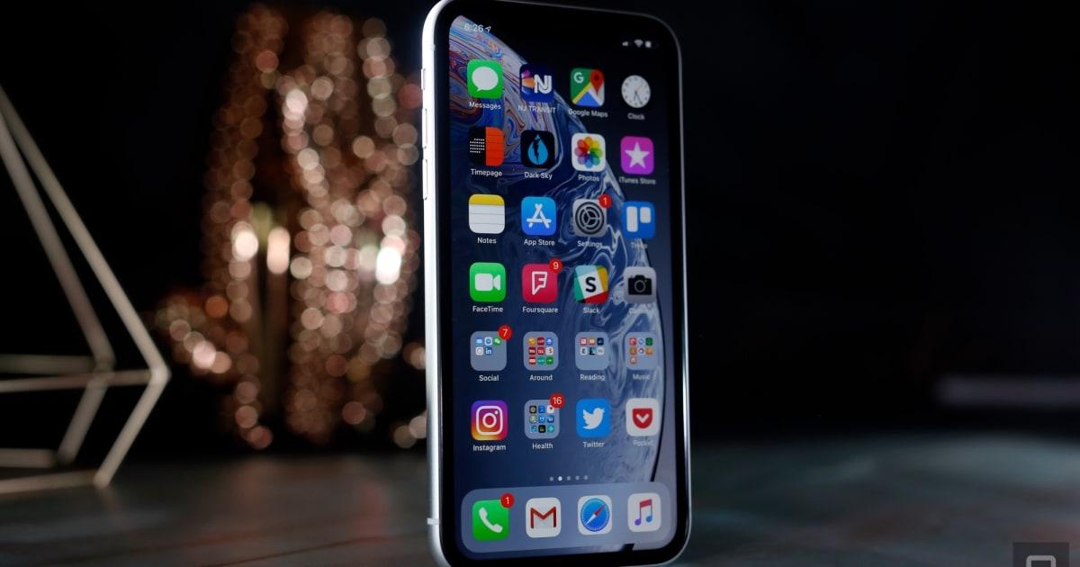 Apple's 2020 iPhones could have in-display fingerprint readers