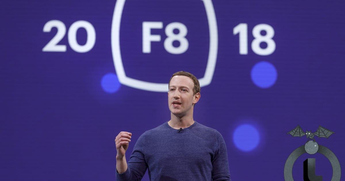 Facebook's Terrible 2018