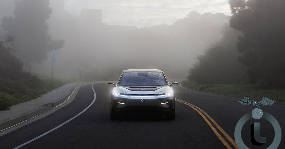 Faraday Future Had The Worst Year Possible For An Ev Startup