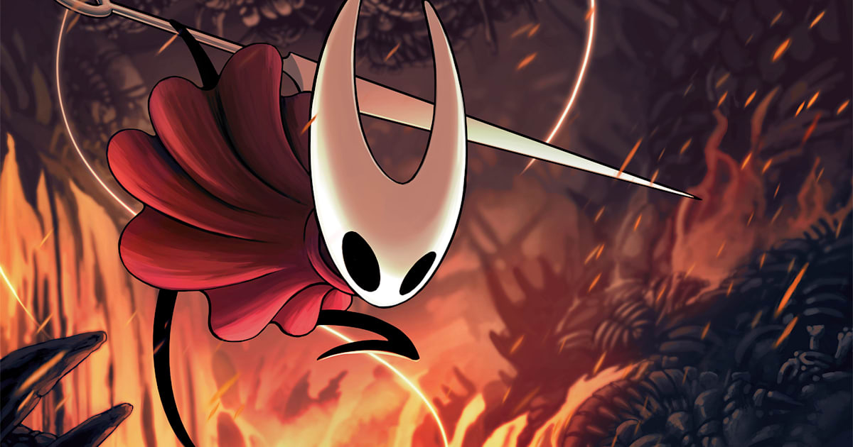 Silksong' is a full-blown sequel to 'Hollow Knight'