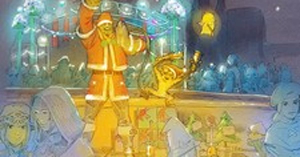 Join the moogles for the Starlight Celebration in FFXI
