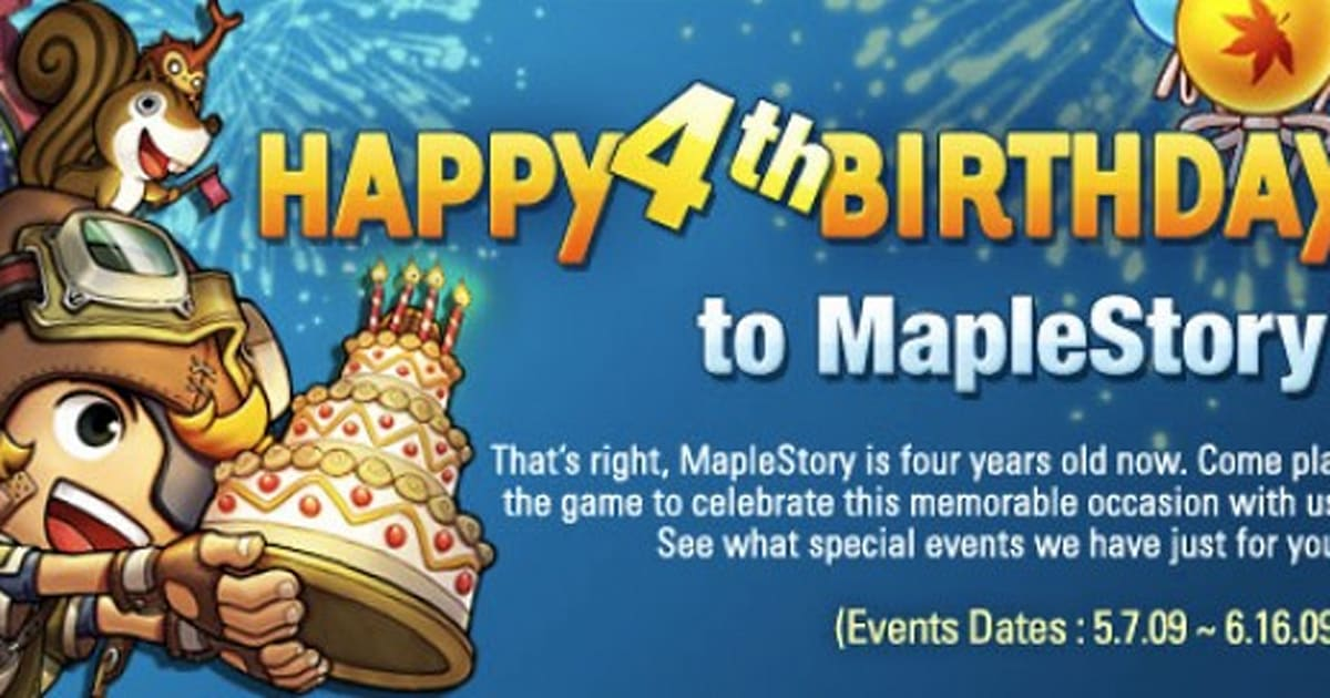 maplestory announces over 92 million users worldwide 4. Black Bedroom Furniture Sets. Home Design Ideas