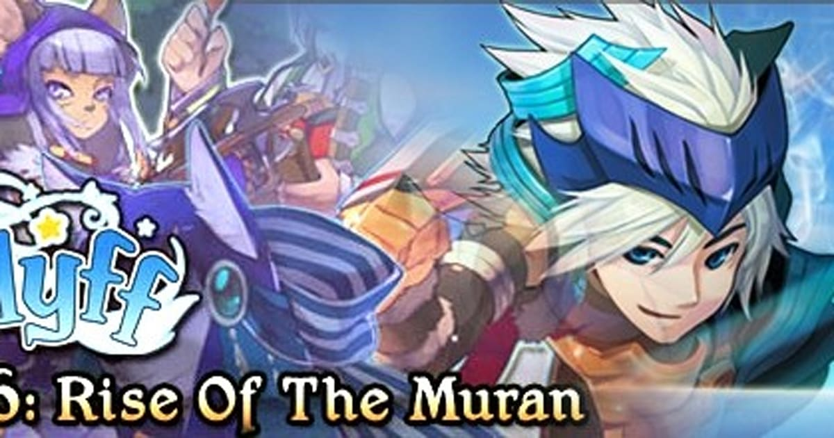 Flyff's Rise of the Muran expansion now live, complete with