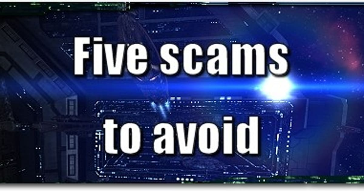Eve evolved five scams to avoid malvernweather Image collections