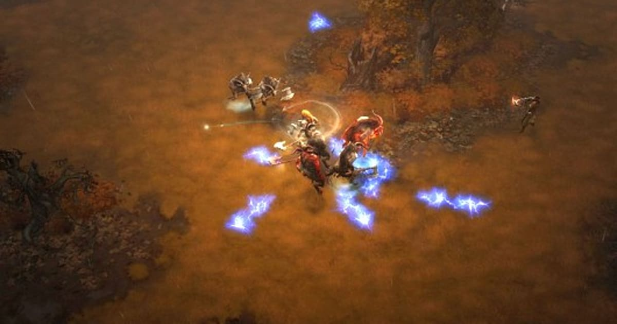 Blizzard issues an apology for the state of Diablo III's launch