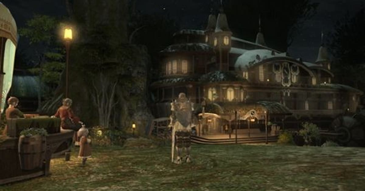 New Final Fantasy XIV developer blog is all about hot