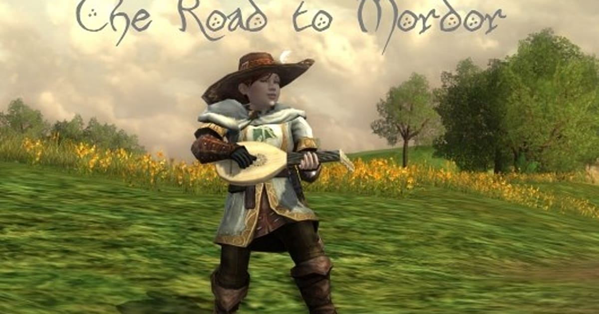 Lotro Best Solo Class 2020 The Road to Mordor: Six reasons why Minstrels rule