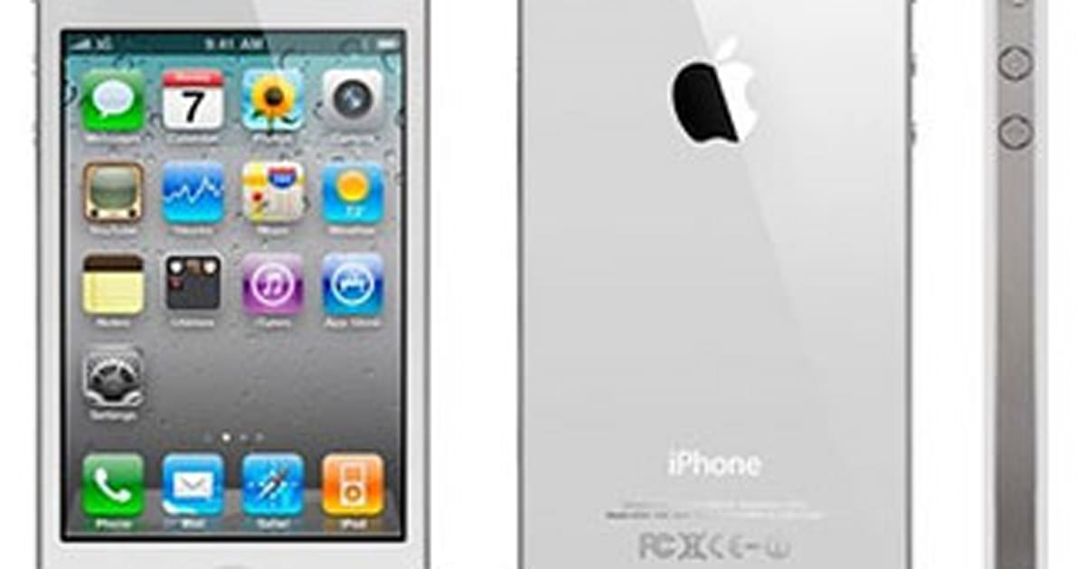 white iphone reportedly sells out in china