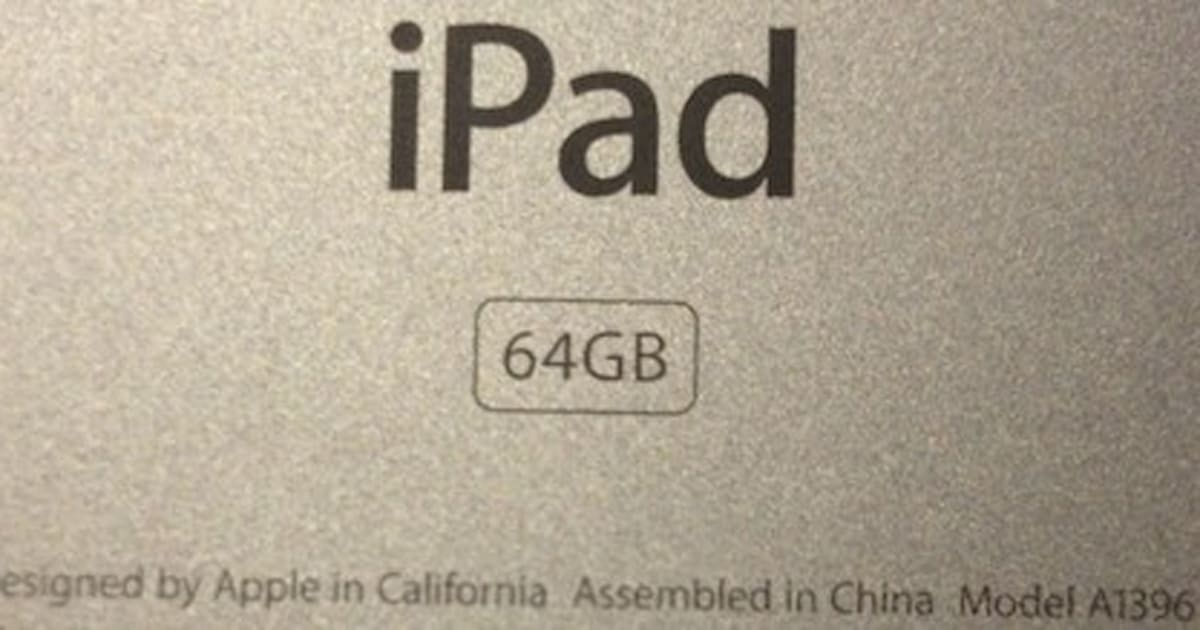 Why Apple's products are 'Designed in California' but 'Assembled in
