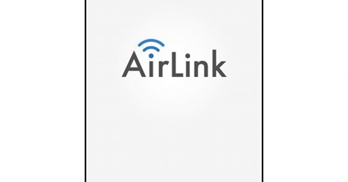Daily iPhone App: AirLink allows you to easily share your