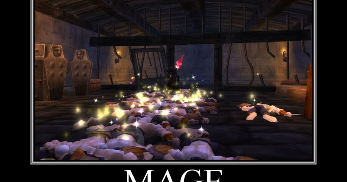 Arcane Brilliance: Leveling your Mage, 20-40
