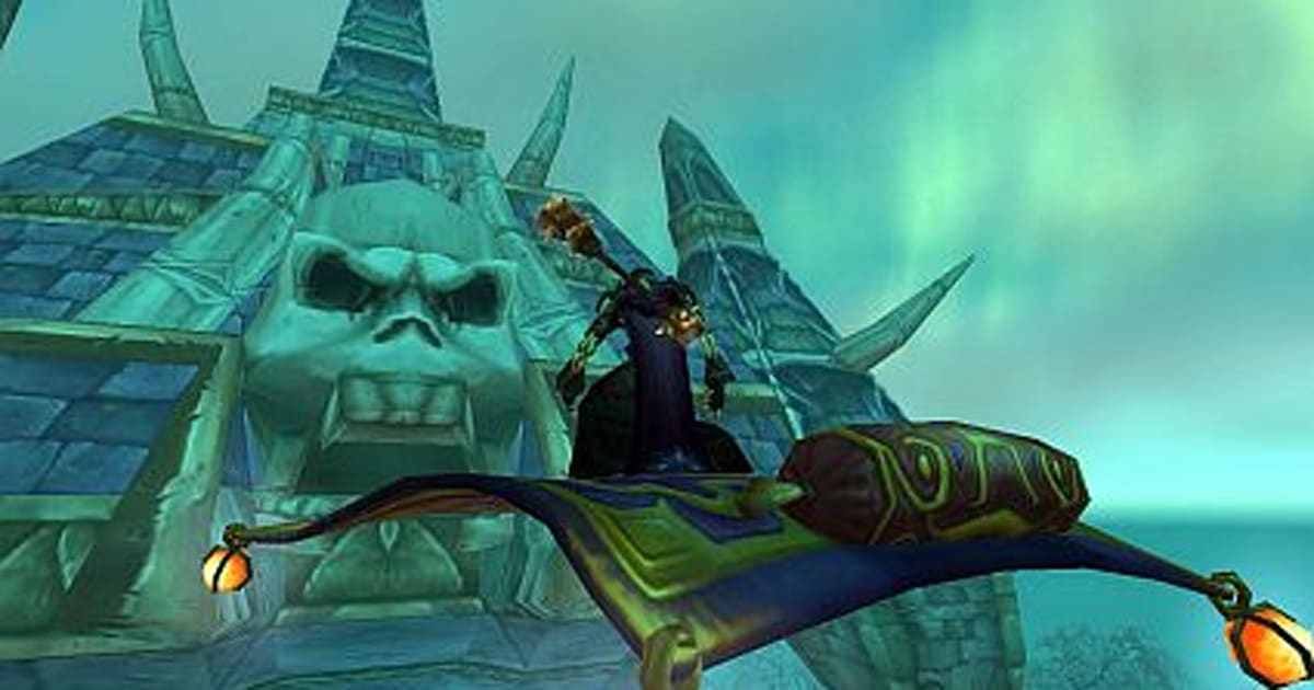Arcane Brilliance: Gearing your Mage up for Naxx