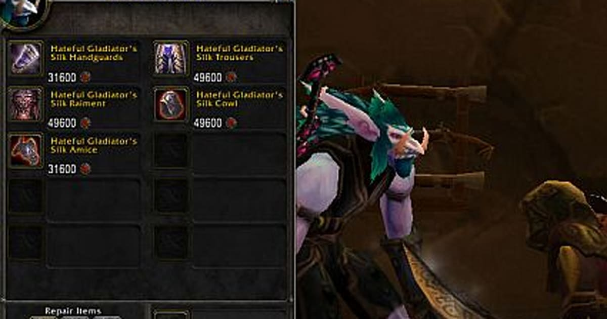 Arcane Brilliance: Gearing your Mage for PvP
