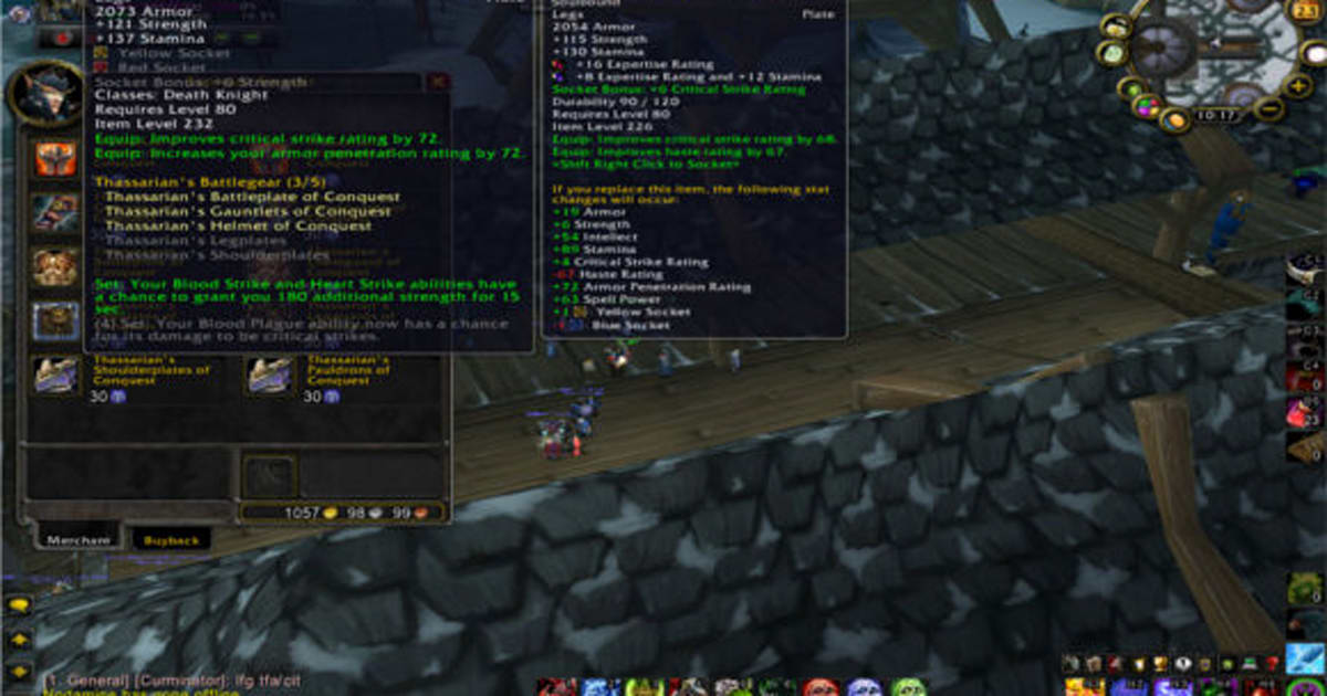 Blood Pact: What to do once you hit level 85