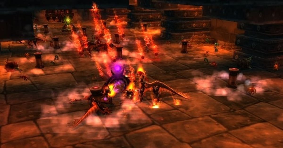 Blood Pact: Soloing the vanilla raids for pets and more