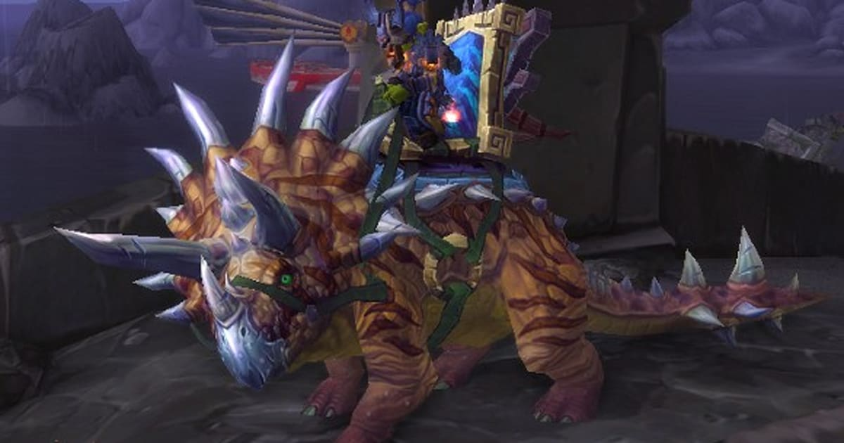 the easiest mounts to get your hands on