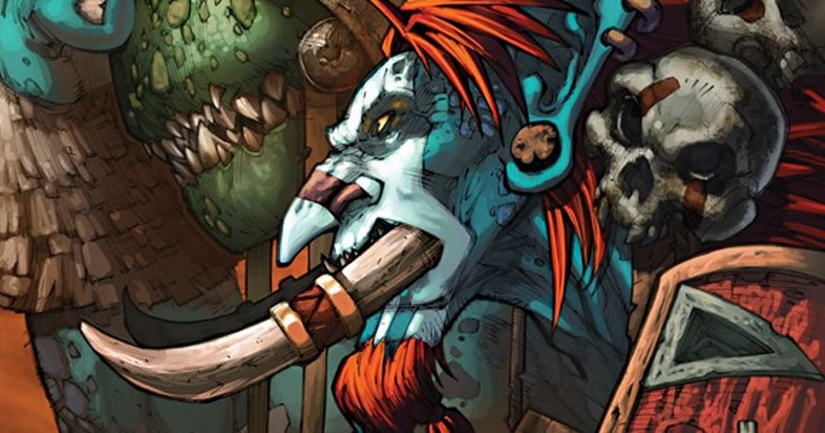 Jungle Wallpaper World Of Warcraft: Know Your Lore: Vol'jin And Conflicted Loyalties