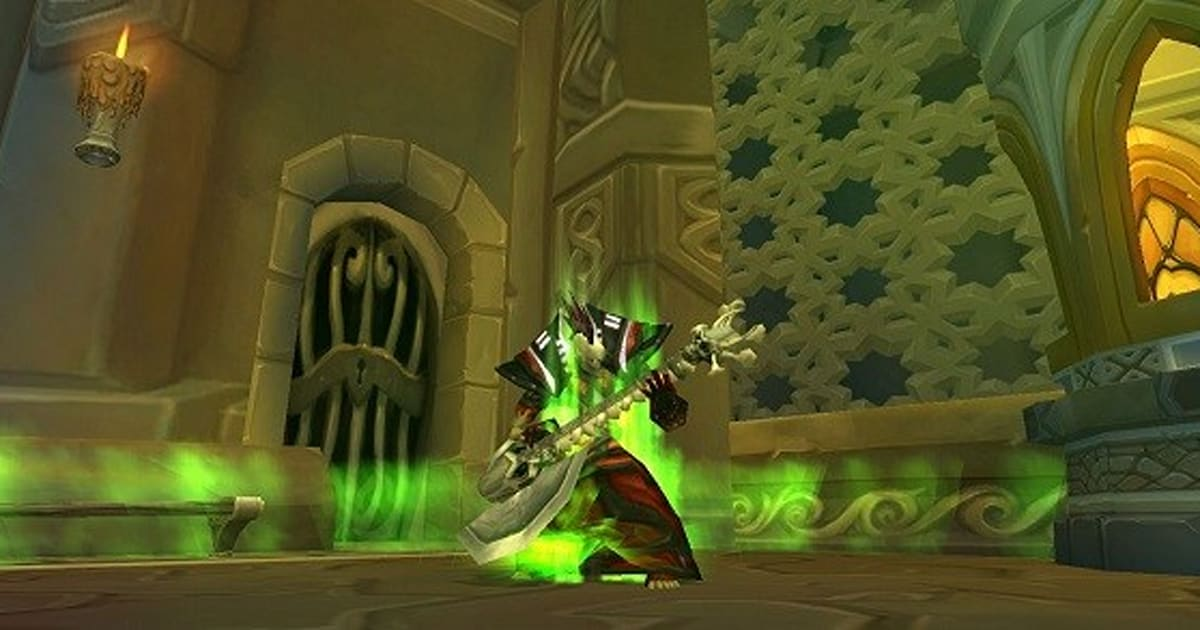 WoW Archivist: WoW's 20 greatest non-legendary weapons, part 2