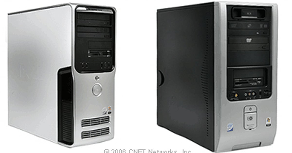 Core 2 Duo Ed Dell Xps 410 And Hp Pavilion D4600y Desktops Announced Reviewed