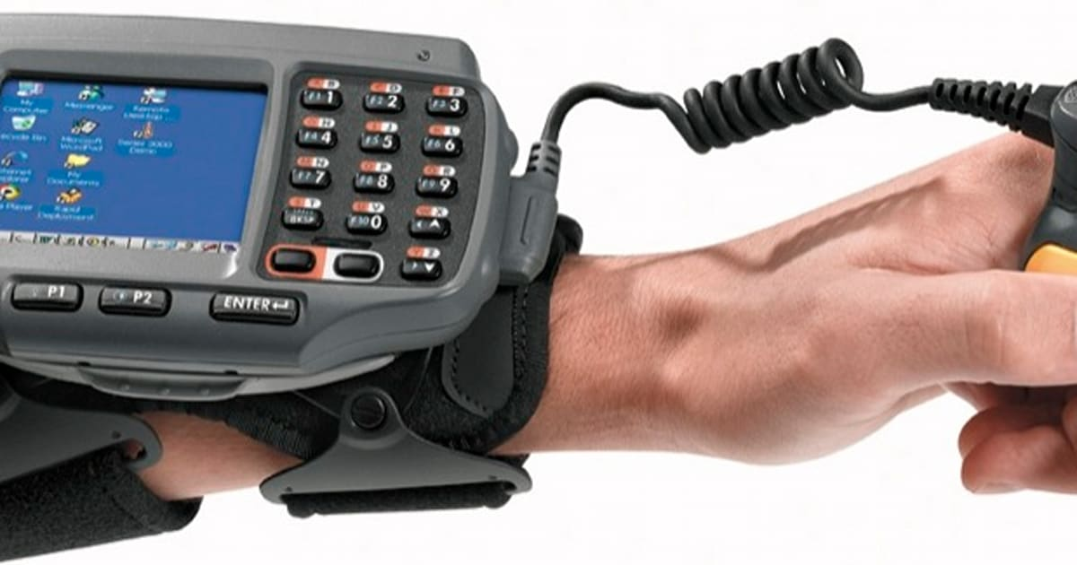 95a2ded4dd Symbol Technologies WT4000 series wearable computer