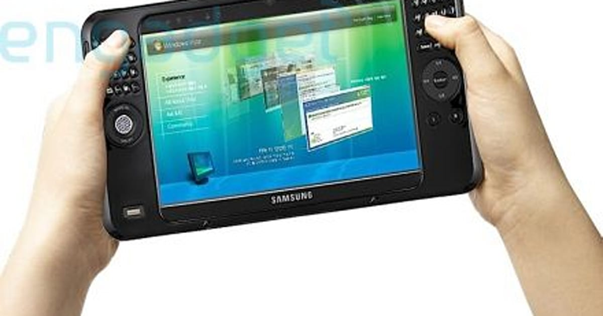 Samsung Q2 UMPC revealed!