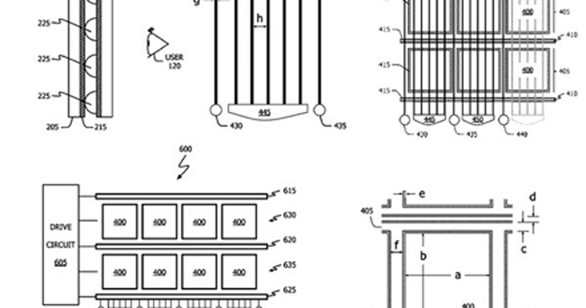 Apple files for a second force-sensitive touchpad patent