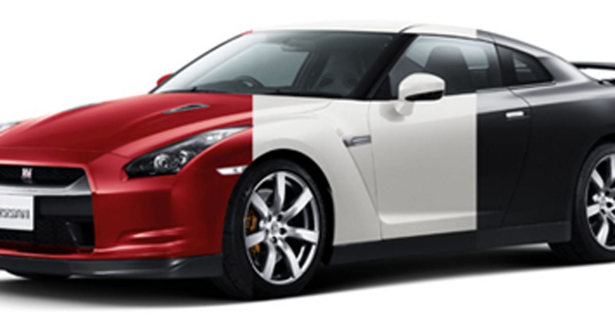 Cars Kleding.Paramagnetic Paint Lets You Change Your Car S Color On A Whim