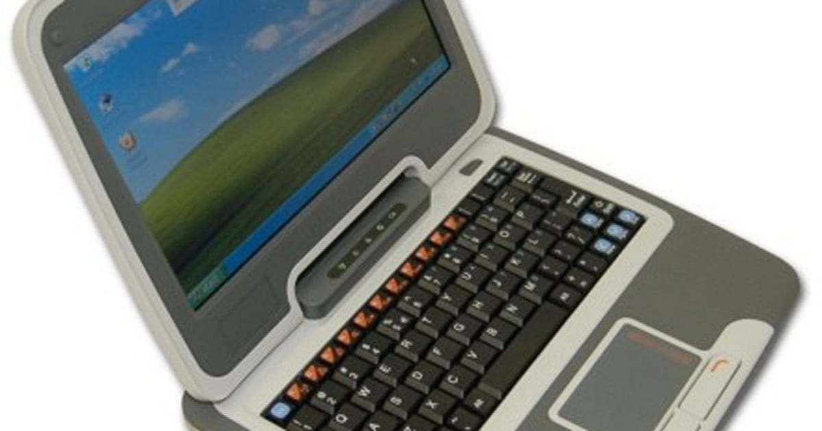 Intel's Netbook revealed as the 2go PC