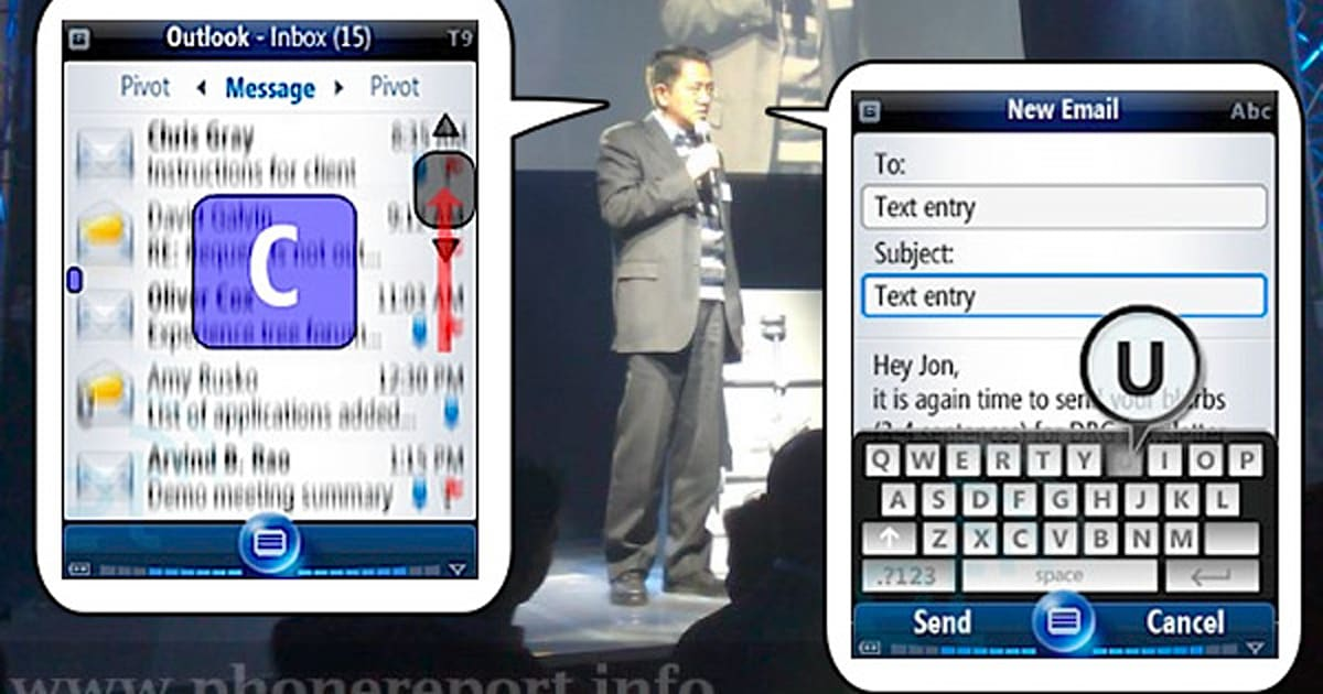 HTC Exec Claims Q109 For First Windows Mobile 7 Phones?