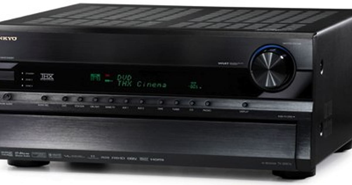 Onkyo Adds The TX-SR876 And TX-NR906 Receivers To Its UK
