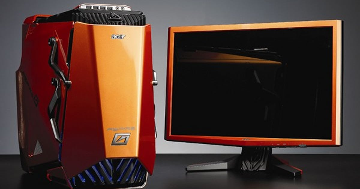Acer Aspire Predator And Matching G24 Lcd Hit The States