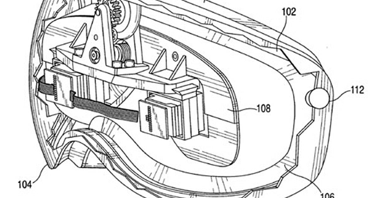 Apple patents motion-sensitive HMD concept in defiance of