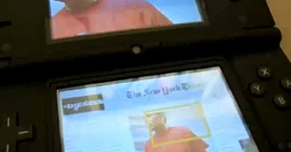Nude videos on nintendo dsi, depth of vagina and toys