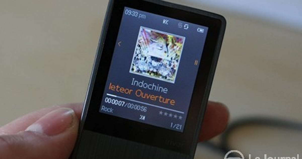 iriver E50 gets unboxed, reviewed