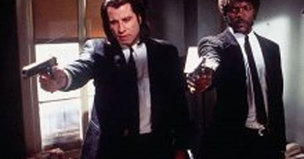 an analysis of pulp fiction a film directed by quentin tarantino